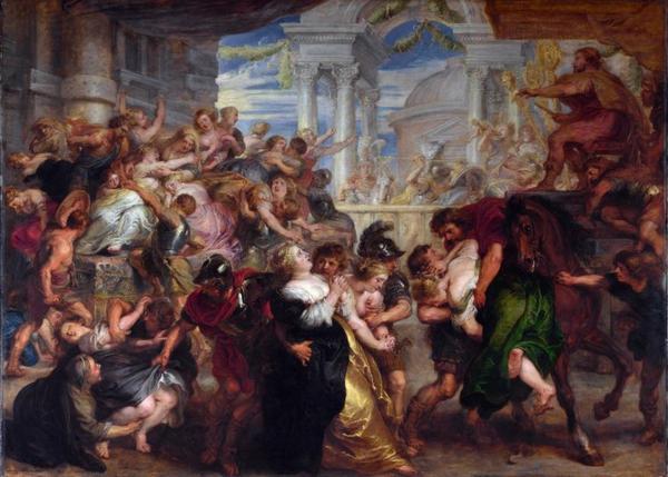 Histoire des arts : les Sabines