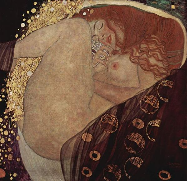 Histoire des arts #2 : la figure de Danaé