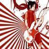 sasuke et le rock!!