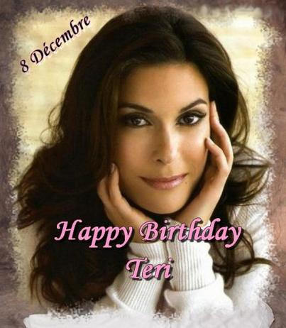Happy Brithday Teri Hatcher ^^