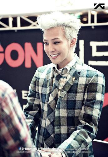 G-Dragon a été victime d'un accident de voiture