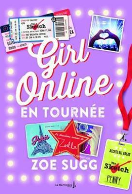 Mon avis sur Girl Online En Tournée de Zoe Sugg @ed_lamartiniere