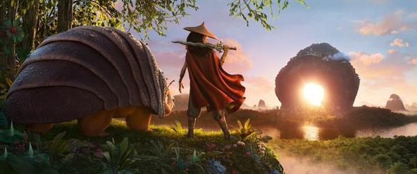 #Cinéma: Premier visuel du nouveau Disney qui sortirait au mois de mars 2021.