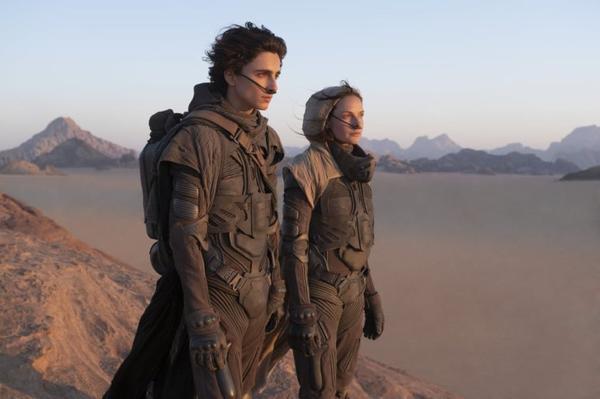 #Cinéma: Dune de Denis Villeneuve le 23 décembre 2020 @warnerbrosfr