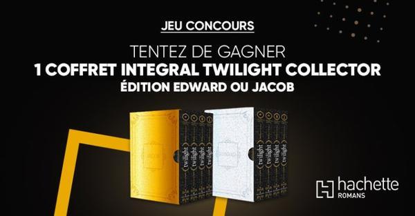 #Twilight: Super concours sur le compte Twitter de la fnac !