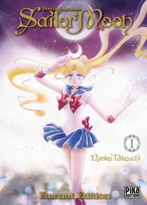 #Présentation: Sailor Moon Eternal Edition de Naoko Takeuchi Pika Editions