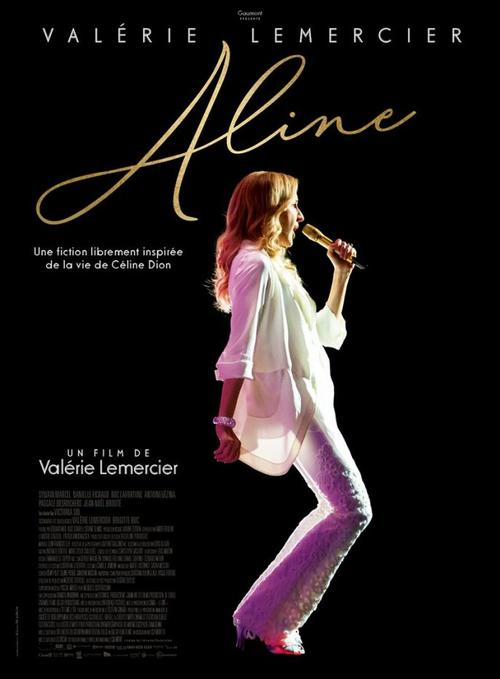 #Cinéma: Aline biopic sur Céline Dion de et avec Valérie Lemercier en novembre 2021 au cinéma