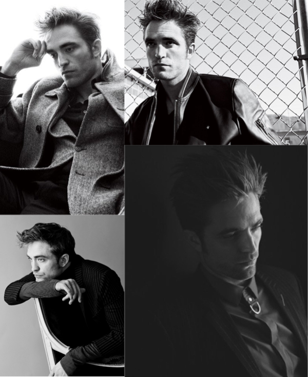 Robert Pattinson pour GQ Magazine