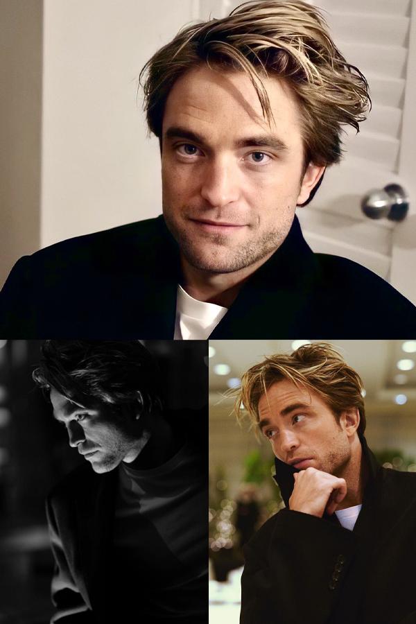 Robert Pattinson pour le British Vogue magazine