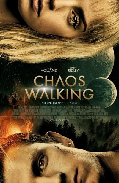 #Cinéma: Enfin Chaos Walking le 4 août au cinéma.