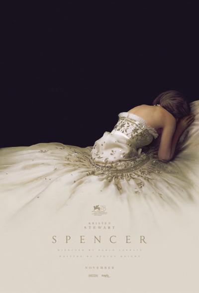 #Cinéma: Première affiche et le teaser de Spencer avec Kristen Stewart