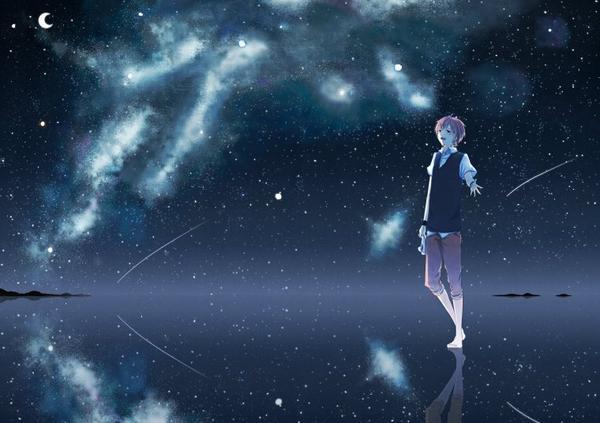 ONE-SHOOT ◘ Le garçon qui marchait sur les étoiles