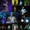 Le groupe donnant un concert à Santiago ( Chili ), le 10 Nov.    Ca va Bdon ? Pas trop chaud ?!