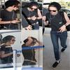 - 27 Juin 2010 : Aujourd'hui Kristen s'est rendue à l'aéroport direction New York d'ailleur Taylor Lautner à fait de même.-