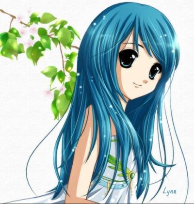 Petite fille mangas missmangas - Image de manga fille ...