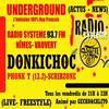 DONKICHOC INVITE  RADIO SYSTEME 93.7 NÎMES - VAUVERT