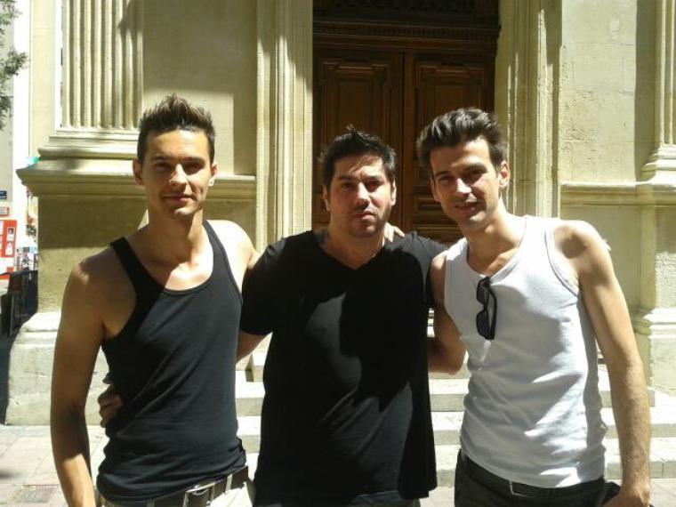 Morgan,Willy & Franck