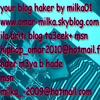 hahahahaha your blog haker by milka1