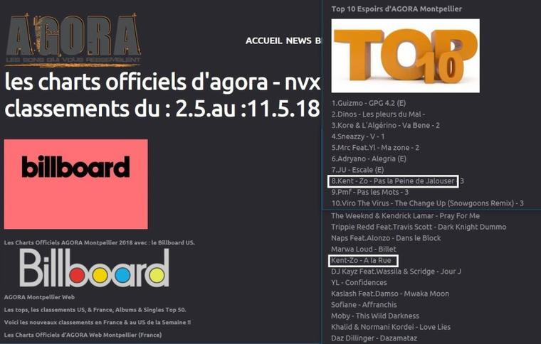 Big up à la radio Agora de Montpellier !