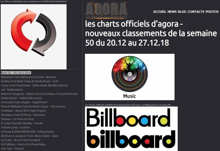 """""""Du mal à dire"""" une nouvelle semaine en rotation sur la radio Agora de Montpellier."""