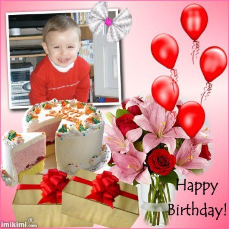 anniversaire de mon fils 5 ans