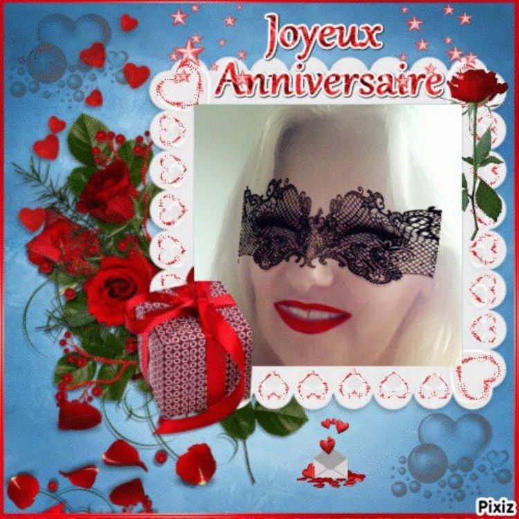 JOYEUX ANNIVERSAIRE A MON AMIE /patriciatendresse