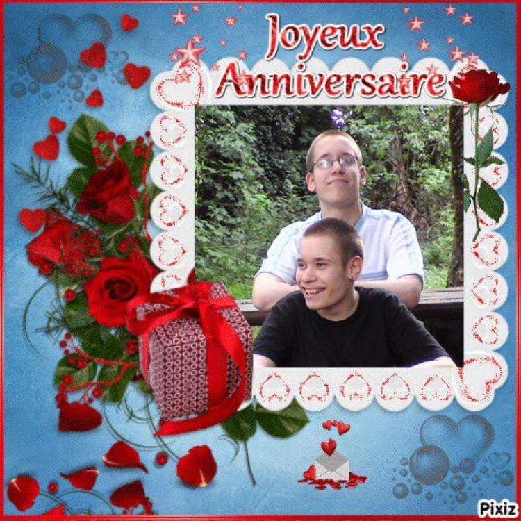joyeux anniversaire a mon ami steven52