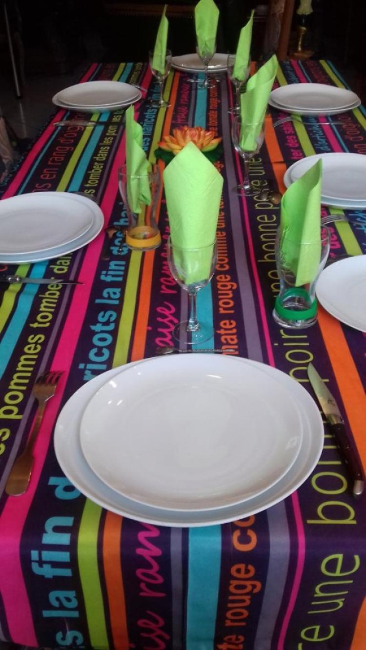 hier repas avec mes enfants petits enfants du treport