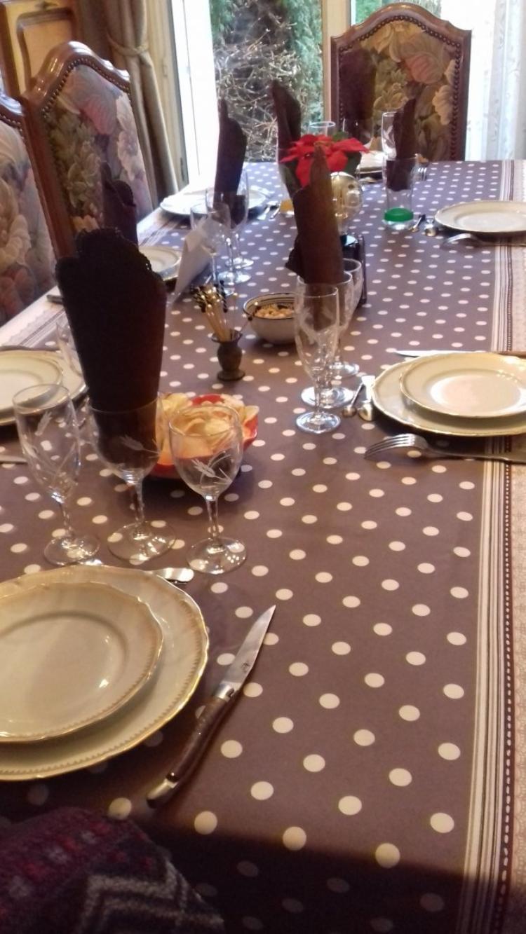 voila le repas avec les enfants du treport