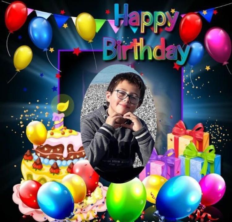 joyeux anniversaire a mon petit fils alex  10 ans aujourd hui