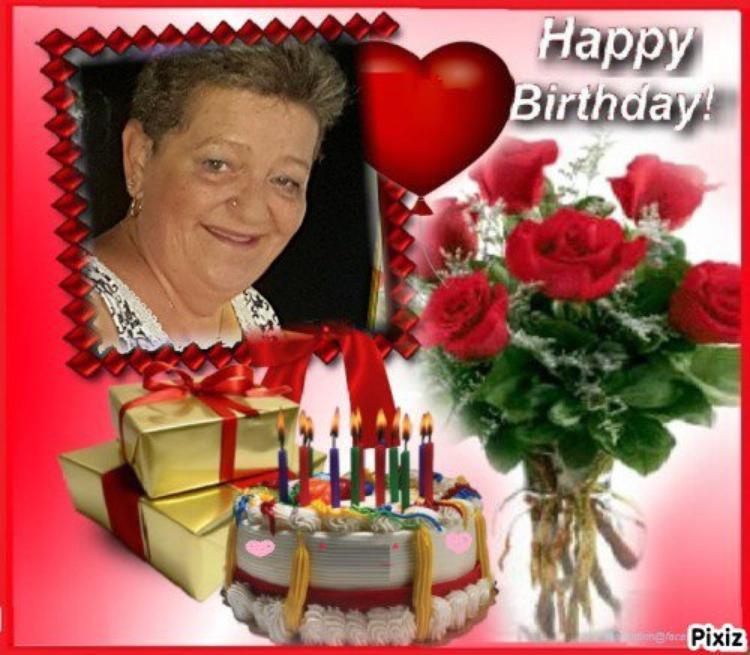 joyeux anniversaire a mon amie /amitia-e333