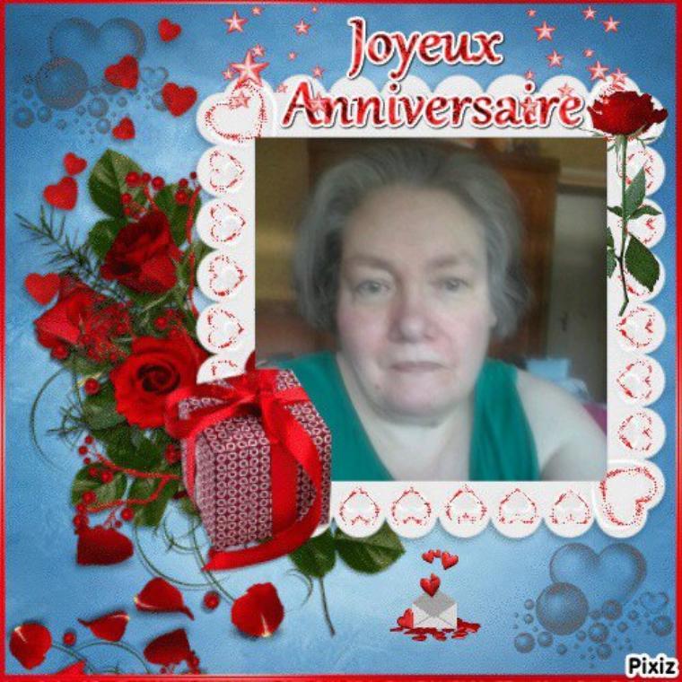 joyeux anniversaire a mon amie doudounecoco