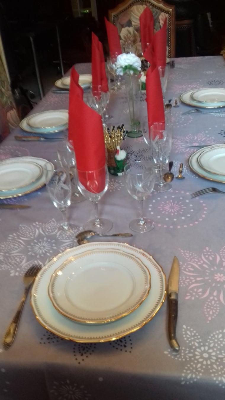 voila le repas de ce dimanche avec mes enfants du havre