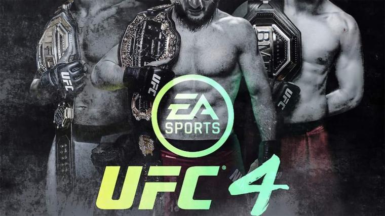 EA Sports UFC 4 Fans
