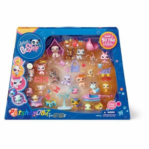 Voici un pack de plusieurs petshop petshop067 - Petshop chaton ...
