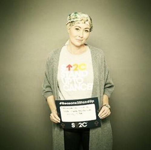 Shannen Doherty, sur le chemin de la guérison