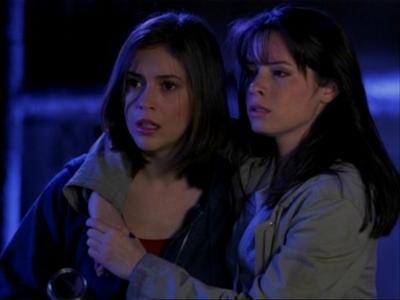Les épisodes d'aujourd'hui de Charmed sur teva