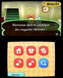 Les améliorations du Magasin Méli-Mélo