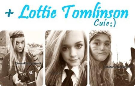 Danielle a une soirée, les filles sur Twitter, Eleanor aux KCA + Lottie.