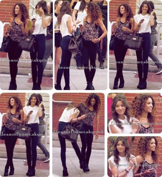 Danielle dans une pub, Deleanor au KCA, Photos d'Eleanor, Vidéo des deux couples + Phoebe Tomlinson