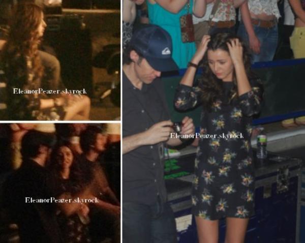 Danielle et Liam, Eleanor a un concert, fanvidéo de Deleanor, Perrie et Zayn