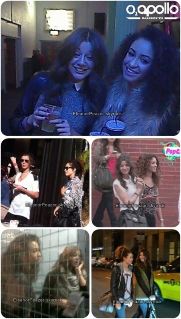 Istagram de Danielle, Deleanor, Eleanor a une soirée et plus jeune