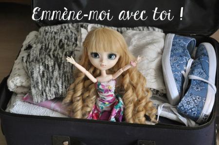 Départ en vacances + Lookbook Eté