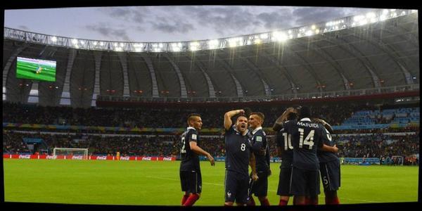 Coupe du Monde FIFA 2014 ☆ 1ere journée (Dimanche 15 Juin 2014)