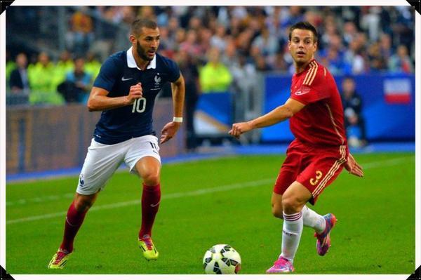 Match amical (Jeudi 4 Septembre 2014)