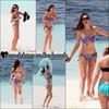 -- Ce 19 Mai 2010, Pendant que nous on se faisait chier en cours ( pour la plupart) , Nina se la coulait douce sur la plage des îles Turks et Caicos . Ca a vraiment des avantages d'etre une star! Et puis y'a pas à dire, Nina est vraiment bien foutue ! ( mais normal , c'est une grande sportive ;p)--