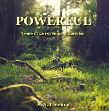Powerful T1: Le Royaume d'Harcilor