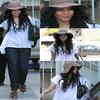 . 12.03.10 | Vanessa retournant à sa voiture après un rendez-vous d'affaire à Santa Monica. Sublime ! .