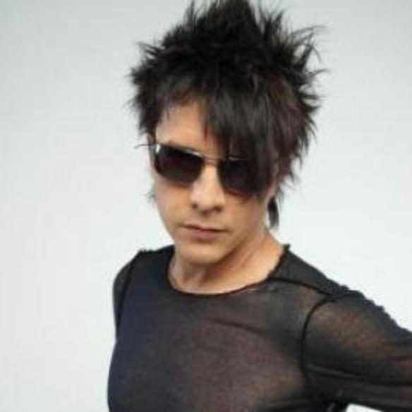 coiffure ann e 80 rock punk de nicola sirkis nostalgies. Black Bedroom Furniture Sets. Home Design Ideas