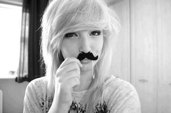 Miss Moustachee